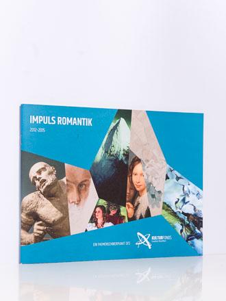 """Broschüre """"Impuls Romantik"""" des Kulturfonds Frankfurt …"""