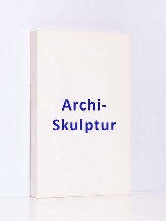 """J.-L. Cohen: Statement zu """"Will Architektur Skulptur werden?"""""""