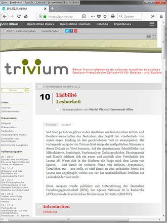 """Muriel Pic / Emmanuel Alloa: """"Lisibilité/Lesbarkeit"""""""