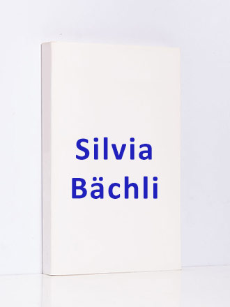 Silvia Bächli