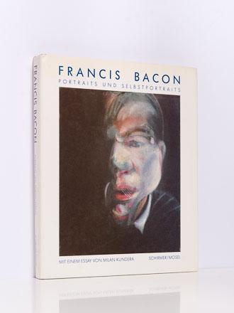 "France Borel: ""… Bacon – das Gesicht der Eingeweide"" u.a."