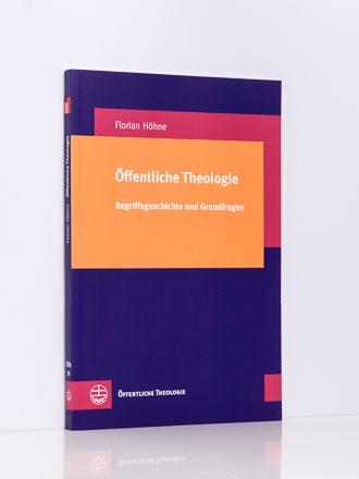 Florian Höhne: Öffentliche Theologie