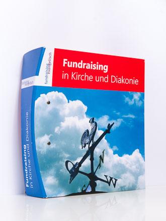 """Ordner """"Fundraising in Kirche und Diakonie"""""""