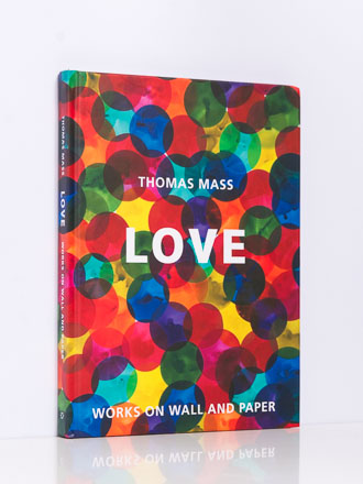 Thomas Mass. LOVE. Works on Wall and Paper