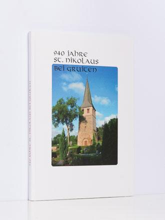 940 Jahre St. Nikolaus bei Gruiten