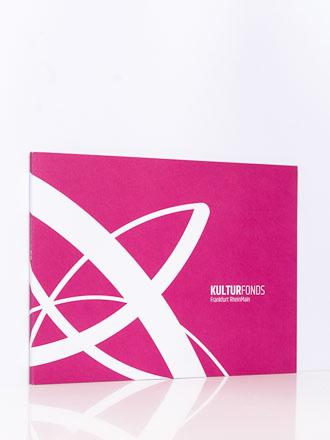 Imagebroschüre des Kulturfonds Frankfurt …