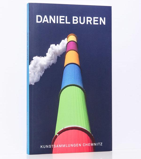 """Daniel Buren: """"À contre-temps, à perte de vue"""""""