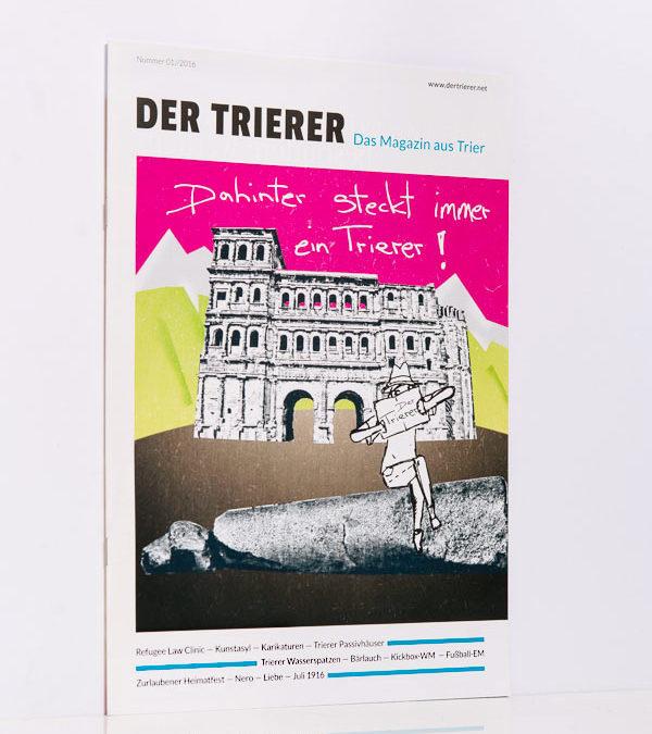 Der Trierer, Nr. 1/2016